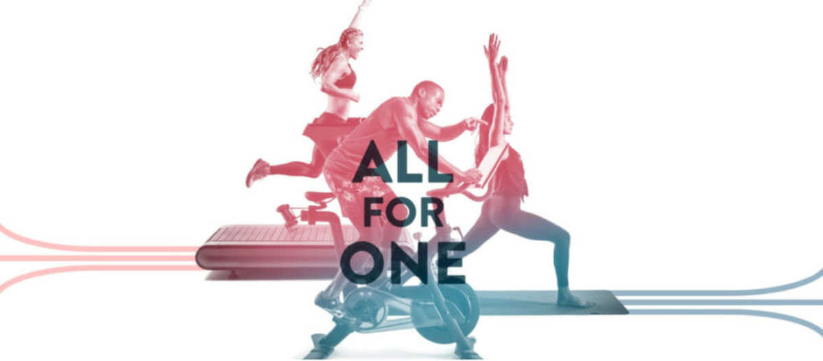 Peloton has announced the All For One music festival, which will feature music from Disclosure, Gorgon City, Gwen Stefani, and more.