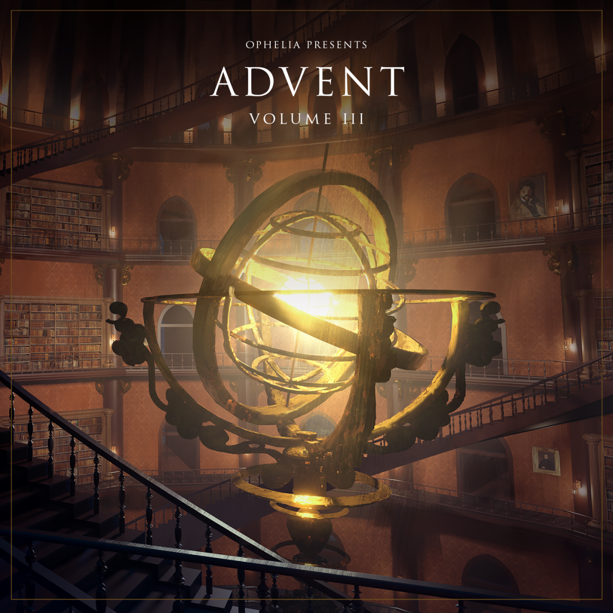 Artwork for Advent III.