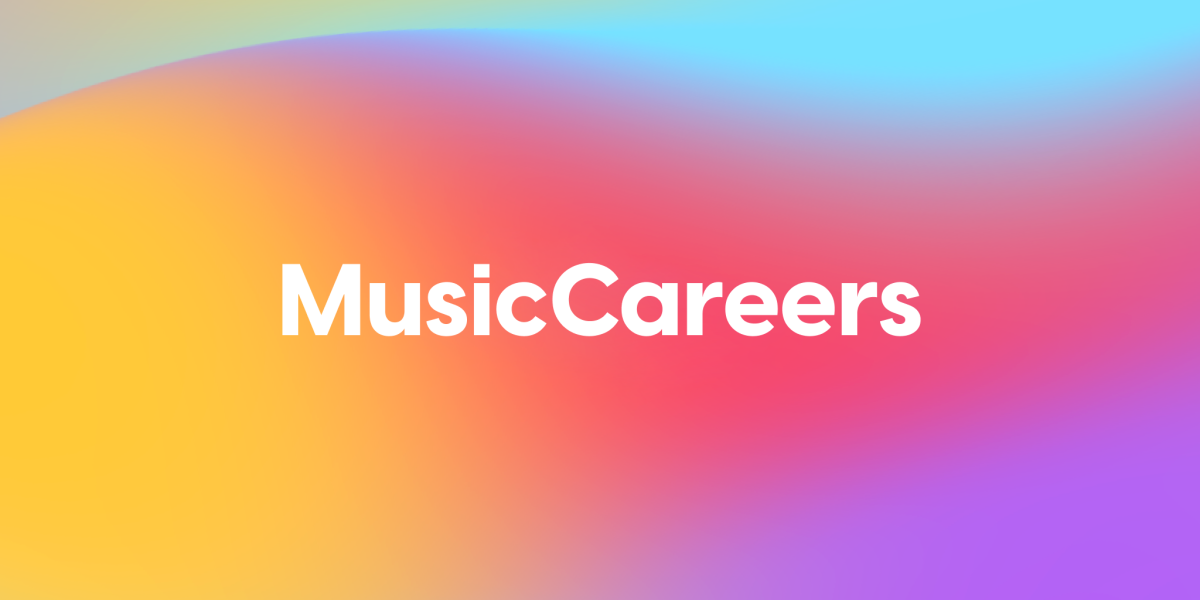 MusicCareers was developed to help the music industry connect with professionals who were left out of work due to the impact of the COVID-19 pandemic.