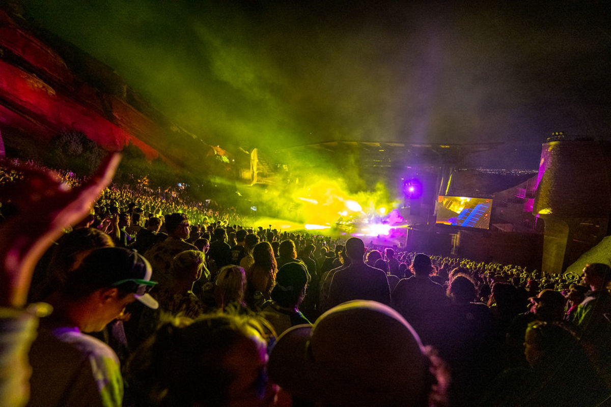 STS9, STS9 red rocks
