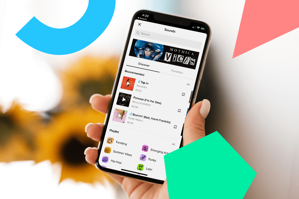 Artists on the blockchain-based streaming platform Audius can now integrate their music directly to TikTok sounds.