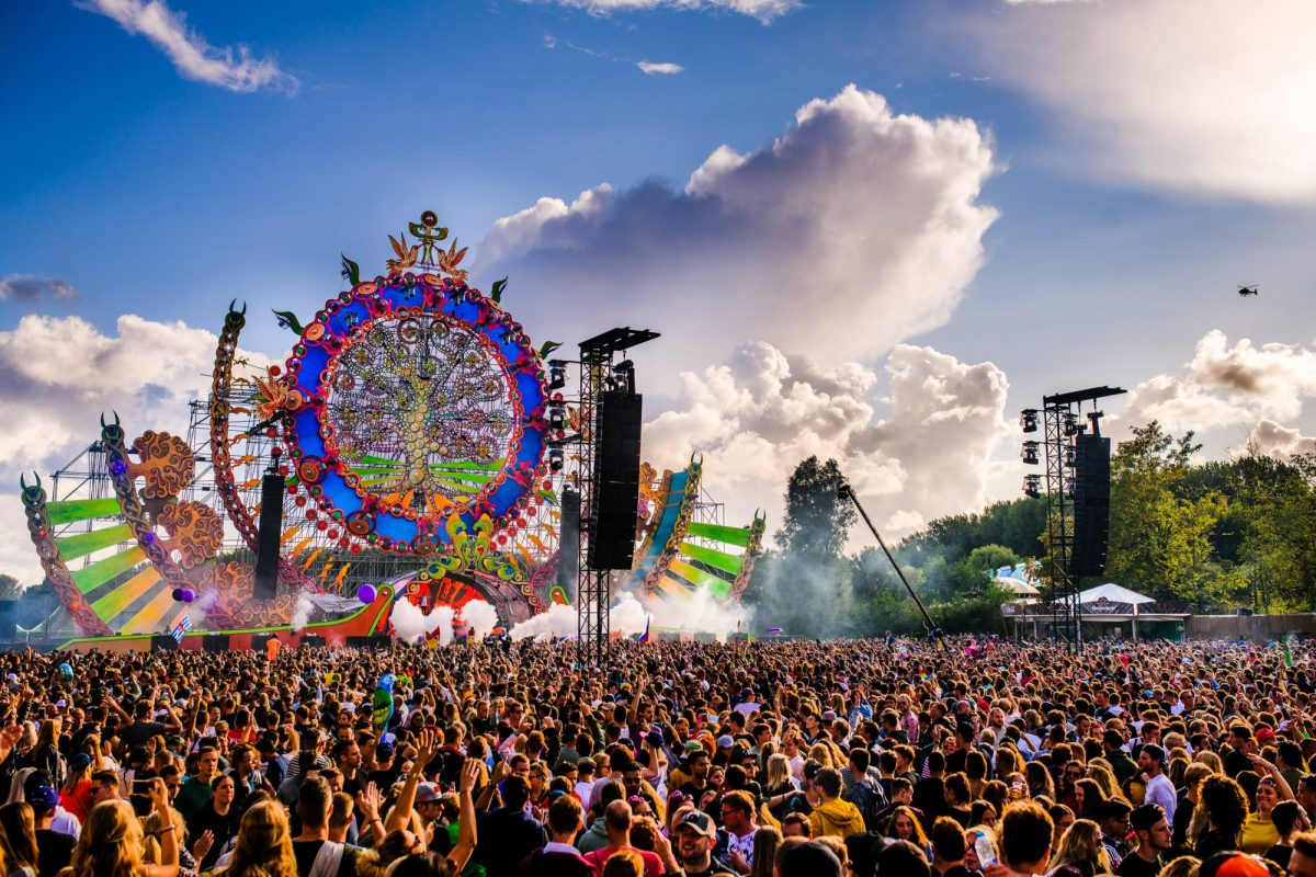 The 2018 edition of Mysteryland.