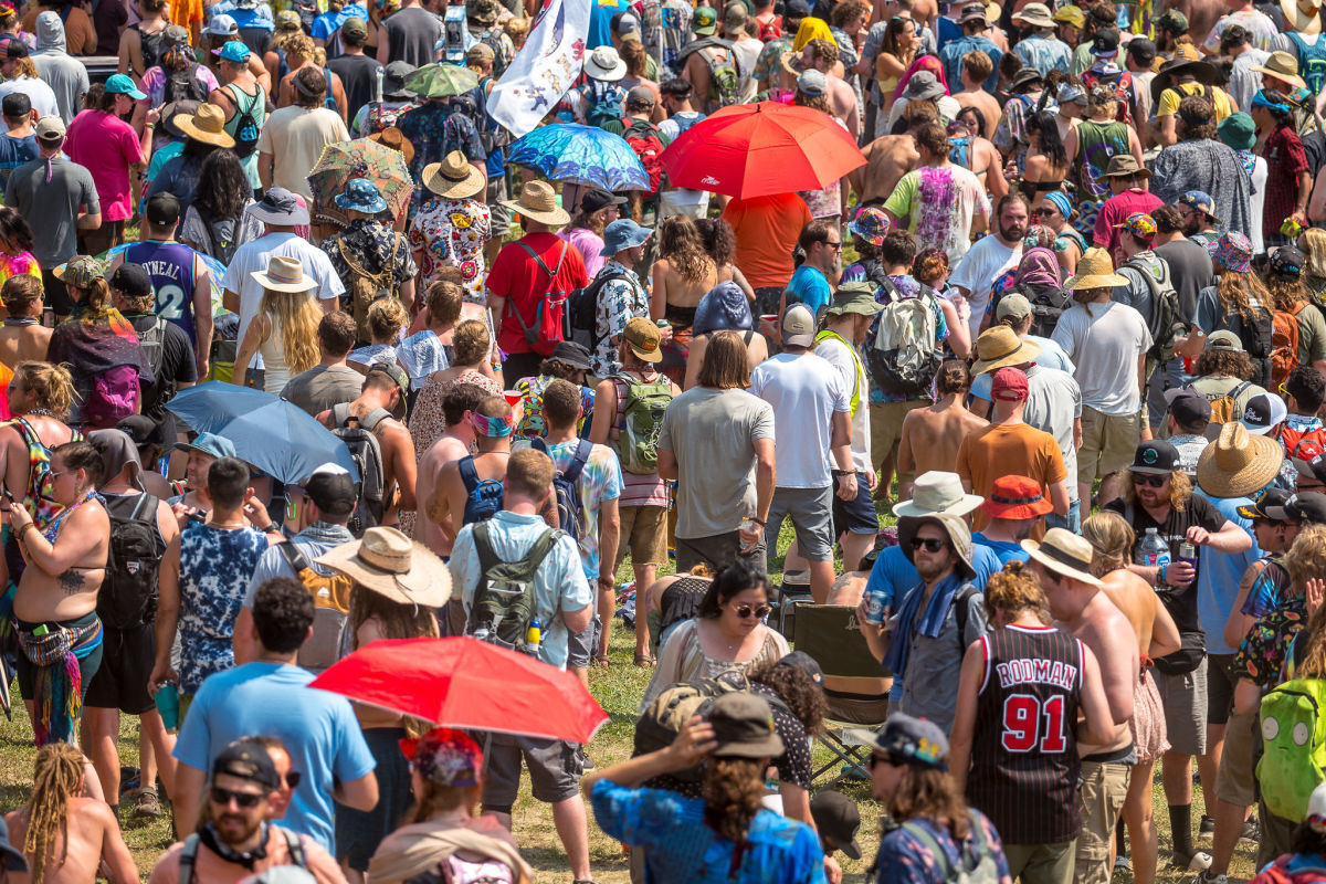 Summer Camp Music Festival saw its highest attendance to date with a standout 25,000 live music fans.