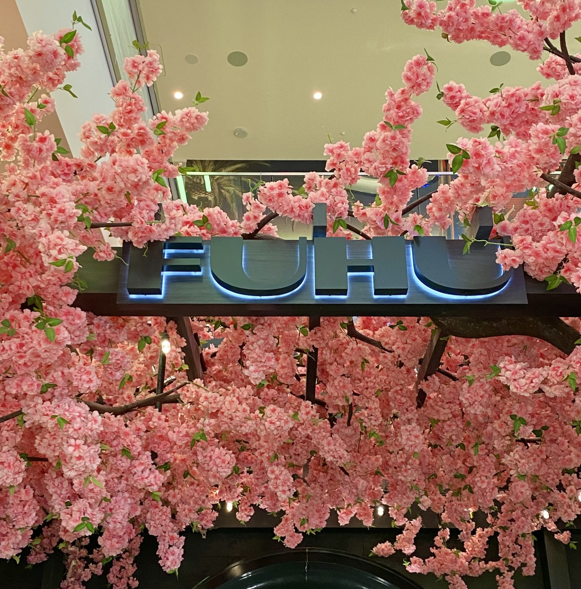 Zouk Group's FUHU is an upscale, stylish venue serving up contemporary Asian cuisine with a Western flare.