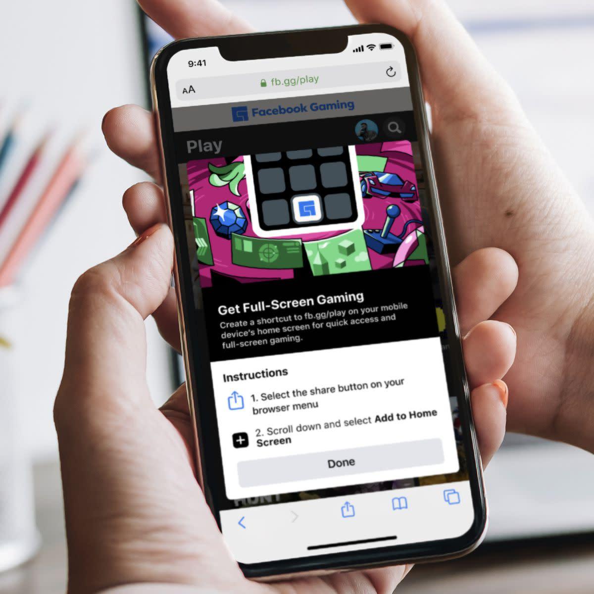 Facebook_gaming_web_app
